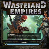 CrowdStar's Wasteland Empires on Facebook: Both fresh