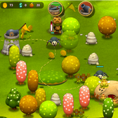 Q-Games to tower over Facebook with PixelJunk Monsters Online