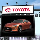 Toyota's Social Network Racer flaunts flashy concept car [Video]