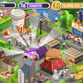 MyTown 2 on iOS: A less social CityVille that hits closer to hometown