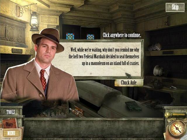 shutter island game of the day