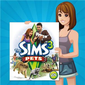 The Sims Social Sims 3 Pets
