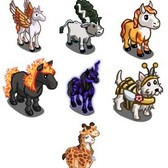 FarmVille Mystery Game (10/09/11): FarmVille animals celebrate Halloween