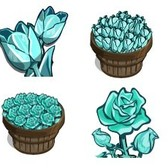 FarmVille Sneak Peek: Ice Tulips and Ice Roses coming for Winter?