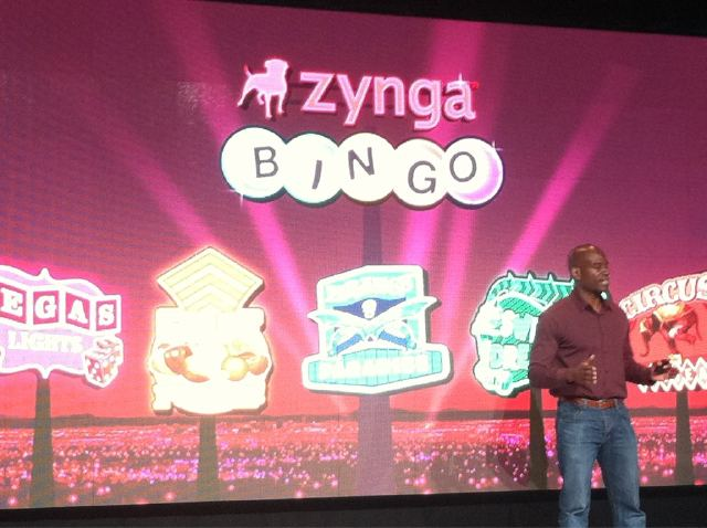 Zynga Bingo revealed