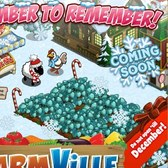 FarmVille: Christmas loading screen con
