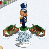 FarmVille Winter Holiday Items: Holiday Bench, Snowy Mountain and more