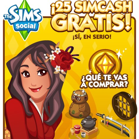Sims Social SimCash