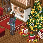 'Tis the season to play The Sims Social's Cozy Winter Retreat update