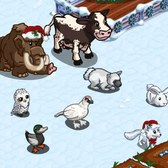 FarmVille: Go on a shopping spree in the new Winter Wonderland market