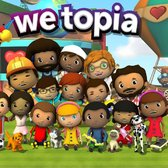 WeTopia on Facebook: Spreading joy to the globe that you can see
