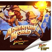 Adventure World: Where's Indiana Jones?