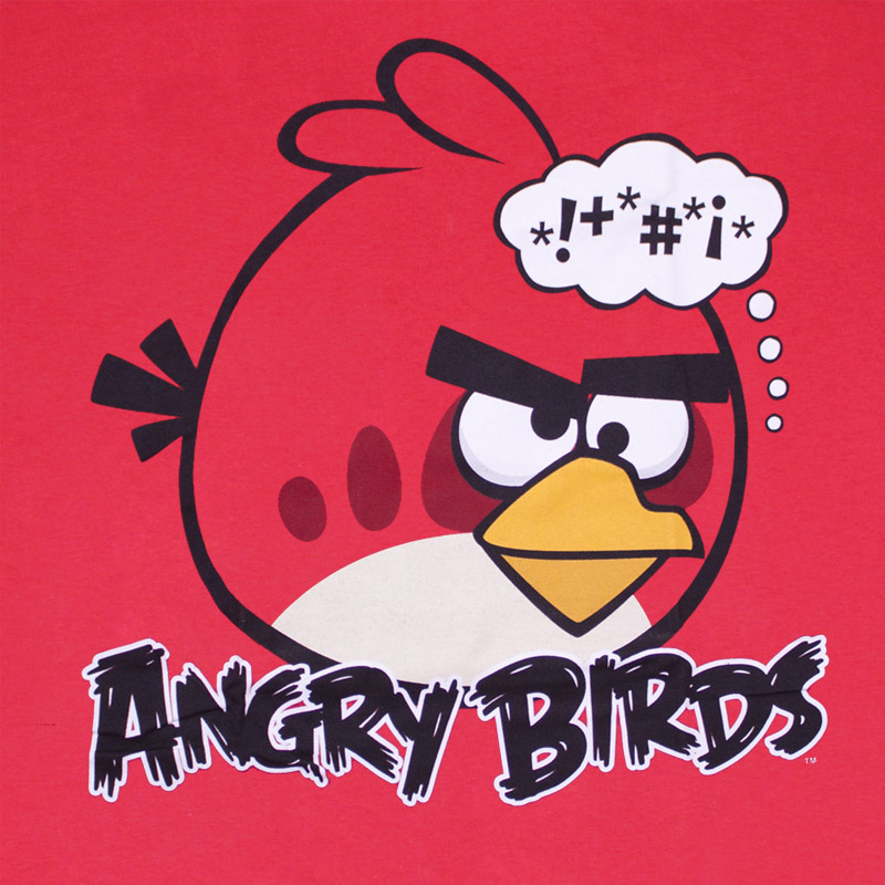 Angry Birds scam
