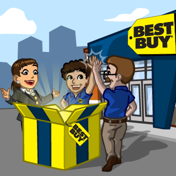 Best Buy CityVille