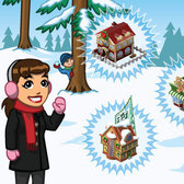 CityVille: Deck the halls with Winter and Christmas themed items