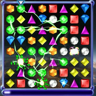 aol free games bejeweled