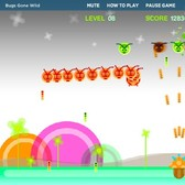 Game of the Day: Bugs Gone Wild