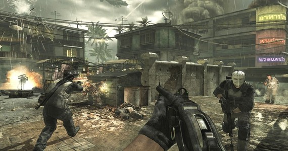 Call of Duty veterans set crosshairs for 'first-person ...