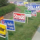 FarmVille fans speak up on campaign signs on their digital farms [Video]