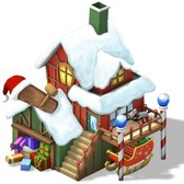 Zynga starts decorating <em>really early</em> in CityVille Holidaytown for iPhone