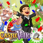 CityVille: Play CastleVille and receive 20 free Zoning Permits