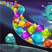 TribePlay's Cube Galaxy is a chip off the Diamond Dash block