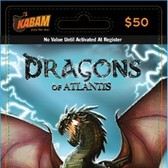 Say 'Happy Holidays' with $50 in digital dragons with Kabam gift cards