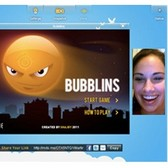 Webcams + Facebook games = what looks like fun, thanks to Rounds