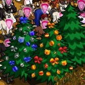 FarmVille Winter Holiday items start the Christmas celebration early