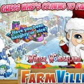 FarmVille: Santa's coming soon - have you been naughty?