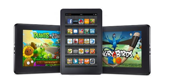 kindle fire games