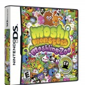 Moshi Monsters: Moshling Zoo cutes up Nintendo DS starting now