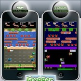Frogger may be 30 years old, but he's leaping onto the iPhone for free