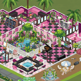 Make the ultimate The Sims Social party house for Facebook fame and...