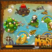 PixelJunk Monsters Online: Where's the social stuff?