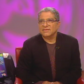 Deepak Chopra on Leela, social games and ... biotechnology? [Video]