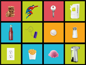 Simplehuman Made for Each Other memory Facebook game