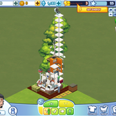 The Sims Social Pic of the Day: Gujane's sky-scraping tree house