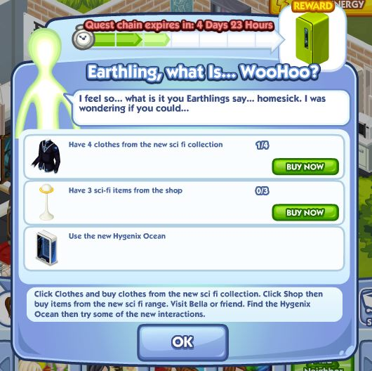 earthling what is woohoo part 3