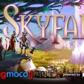 Ngmoco dives into a mobile world of magic with SkyFall