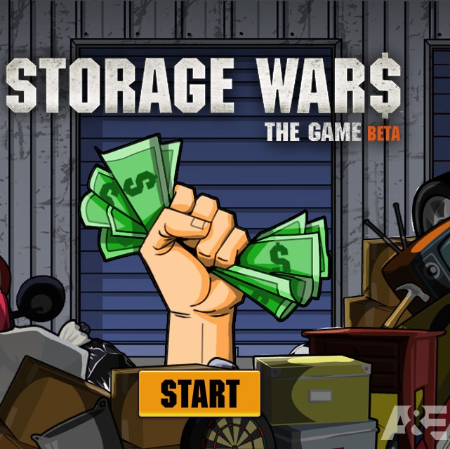 Storage Wars on Facebook