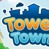 CrowdStar launches Tower Town on iOS: Why build just one Tiny Tower when you can build more?