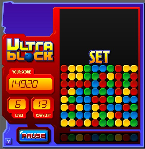 ultrablock game of the day