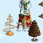 FarmVille Winter Holiday Items: Holiday Chocolate Tree, Santa Kangaroo and more