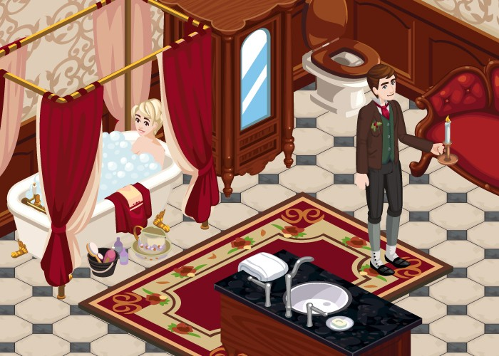 The Sims Social Victorian Elegance Week
