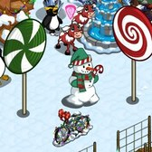 FarmVille Winter Holiday Items: Holiday Corn Tree, Reindeer Alpaca and more