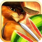 Fruit Ninja: Puss in Boots slices into Android for free through Amazon