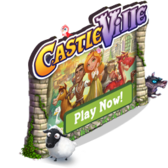 CastleVille is the second most played Facebook game daily in 22 days