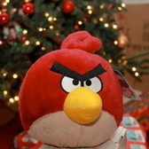 Angry Birds Christmas lights display is the envy of dads everywhere