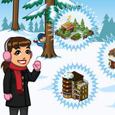 CityVille: Winter comes early with new Cookie Condos, Gingerbread House and more
